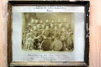 Zdjęcie trębaczy z 2 Pułku Artylerii Polowej