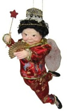 jacqueline kent chinese fairy godmother ornament