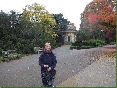005  Janis in Jephson Gardens