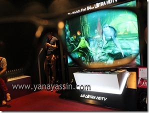 LG Fiesta TV84inch115
