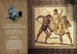 El espectáculo de las luchas de gladiadores