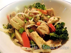 Orange Chicken Stirfry