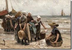 bernardus-blommers-las-pescadoras-pintores-y-pinturas-juan-carlos-boveri