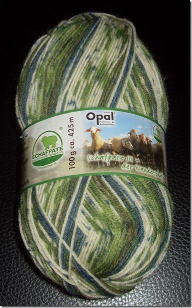 2013_03 Opal Schafpate in grün (1)