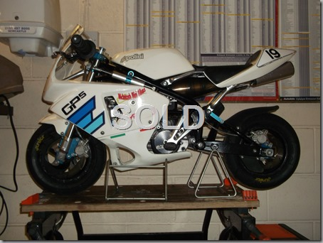 GP5 bike & James 006
