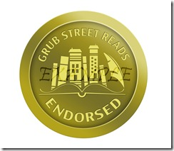 Grub Street Reads Endorsement