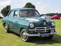 Vauxhall 1951 Wyvern EIX