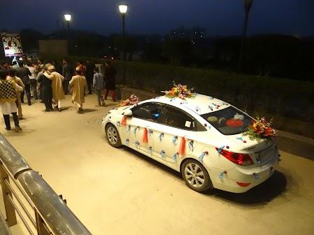31, Masina de nunta.JPG