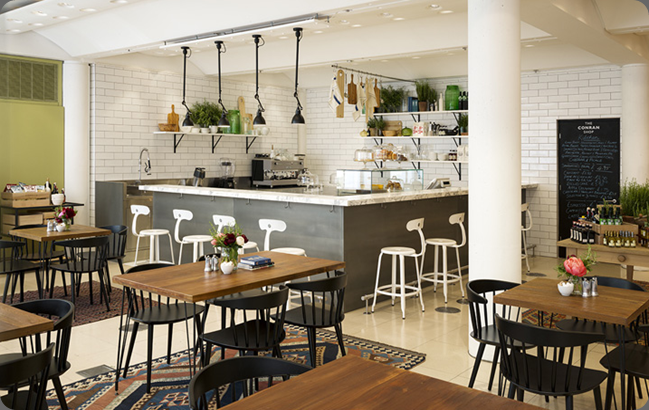 kitchen Conran-shop-new-cafe remodelista