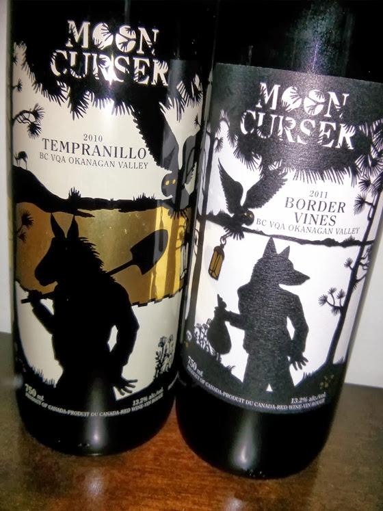 Moon Curser Tempranillo & Border Vines