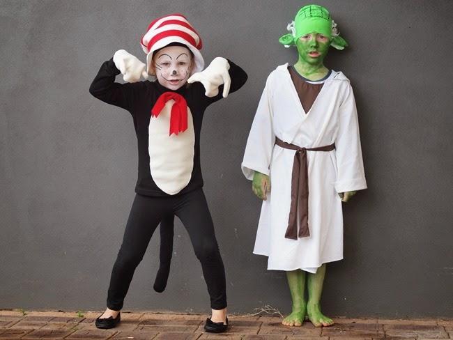 virtù - book week costumes