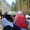 Проводы Крестного хода, Среднеуральский женский монастырь в честь иконы Божьей Матери Спорительница Хлебов.