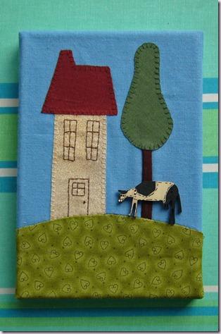 textielschilderij-huisje-bo