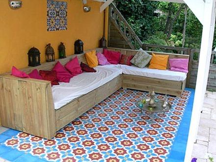 Marockanskt kakel, The Style Files 1