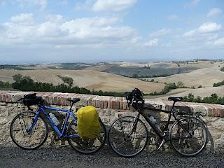 Tuscany Bike Touring - Summer 2007