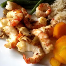 Hot Pepper and Garlic Shrimp