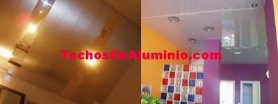 Techos de aluminio en Caudete