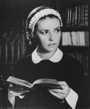 JeanneMoreau le journal d'une femme de chambre (L. Buñuel, 1964)