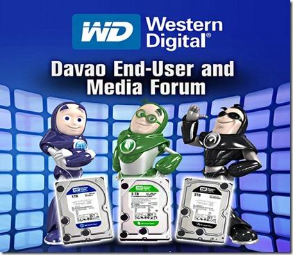 Western Digital EndUser and Media Forum Bennixville