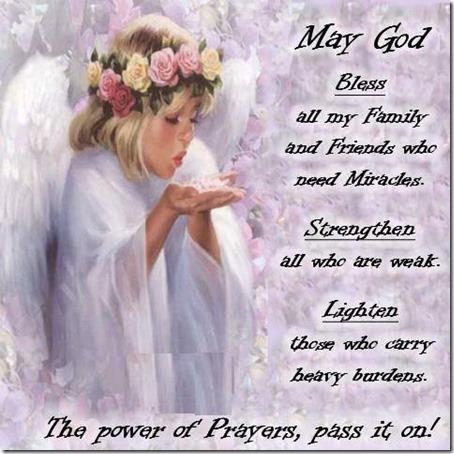 may god bless