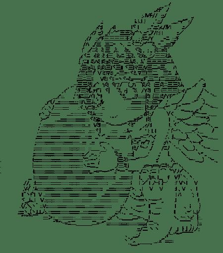ハーピー (波打際のむろみさん)
