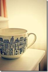 tazza paesaggio