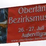 Oberländer Bezirksmusikfest Teil 2