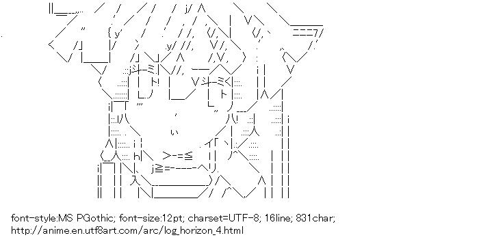 Log Horizon,Akatsuki