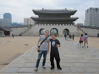 Seoul: With Joe from England!