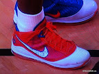 nike air max lebron 7 pe hardwood orange 1 02 Yet Another Hardwood Classic / New York Knicks Nike LeBron VII