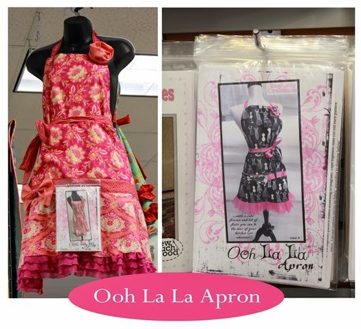 Ooh La La Apron