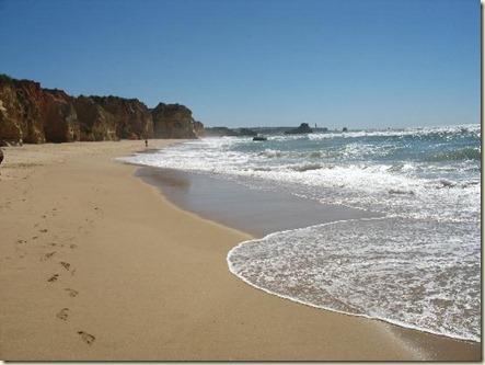 La playa de Rocha