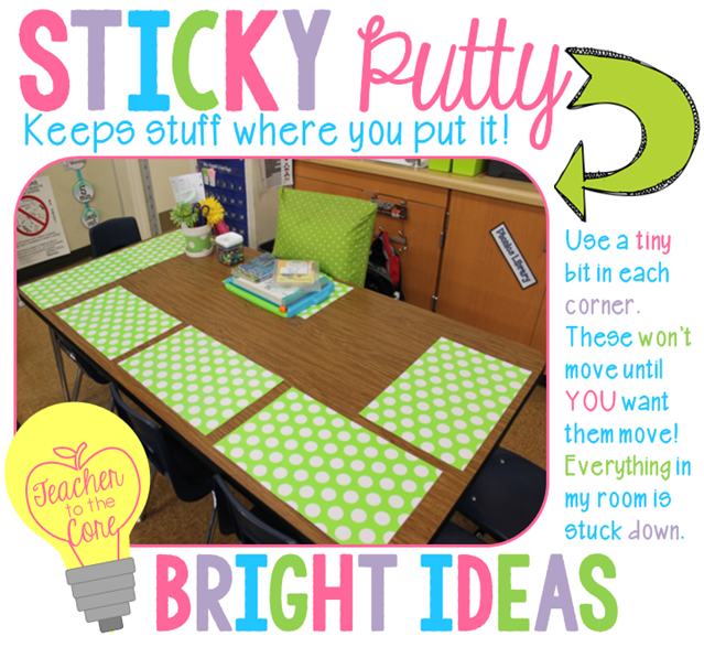 sticky putty is for more than just files