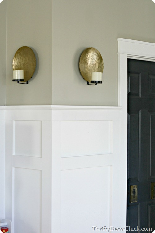round candle sconces