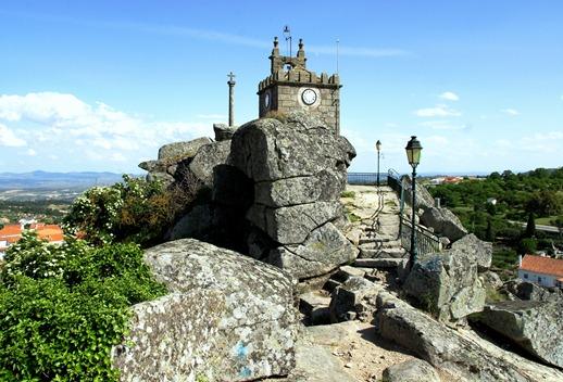 Mêda - Glória Ishizaka - torre do relógio