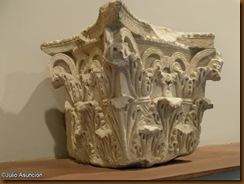 Capitel romano de Cara - Museo de Navarra