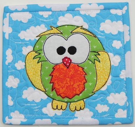 Citrus Owl
