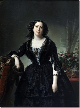 Federico de Madrazo - 1855 maria dolores de aldam