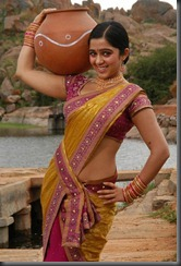 charmi_latest hot pic_in saree