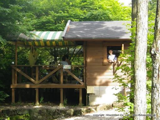設楽オートキャンプ場のキャビン