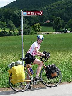 Switzerland Bike Touring - Summer 2008