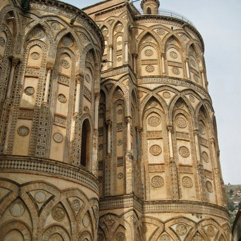 Unesco Italy sites proposed: Arab-Norman Palermo and the cathedral churches of Cefalù' and Monreale.