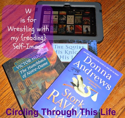 Wresting with my {reading} Self-Image what should I read Why should I read