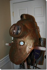 Subject Delta Helmet - Aged 2