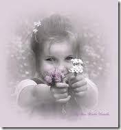 niña con flores (4)