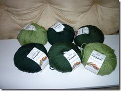 Green Ripple 1-6-12