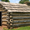 Soldier\'s Quarters at Valley Forge