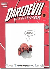 P00009 - Daredevil - Coleccionable #9 (de 25)