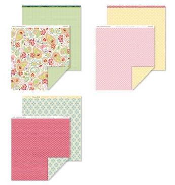 Chantilly paper X7163B