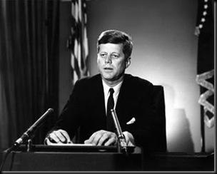 President John F Kennedy1